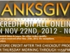 Security Camera King Thanksgiving Sale Banner