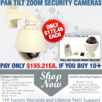 PTZ-LX700L12X-E Price Break Email Campaign I Designed