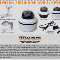 Email 10XPTZ Dealer Special Pricing