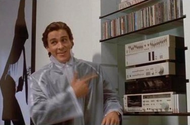 american psycho 375x247 Huey Lewis and The News Live at Kravis Center Nov 3rd 2011