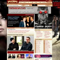 hollywood media minisite 200x200 Websites Designed By Dro Simoes