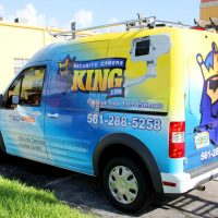 IMG 8364 200x200 Security Camera King Van Wrap
