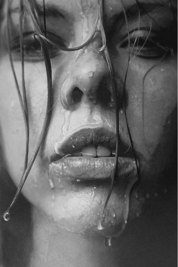 Paul Cadden Drawing