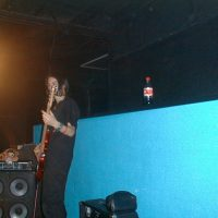Dro on bass