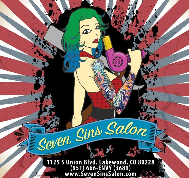 Seven Sins Salon