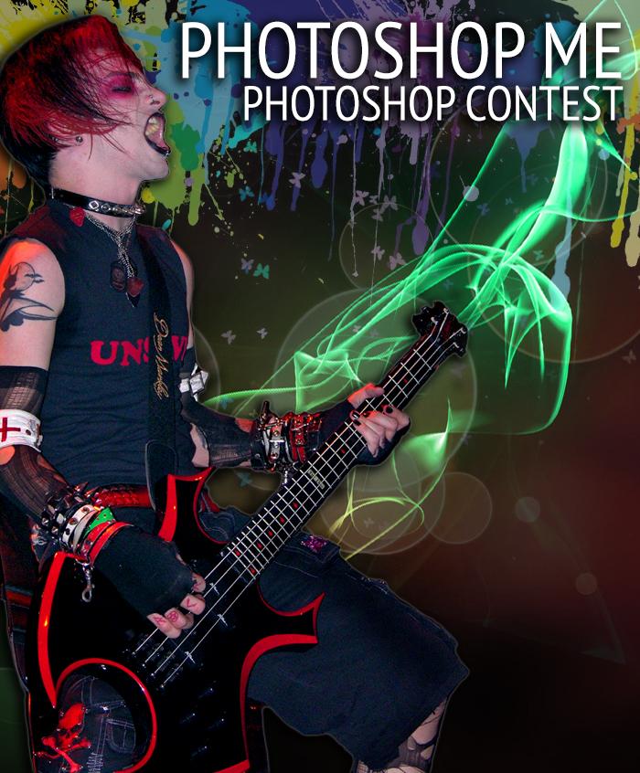 the dro photoshop contest slate