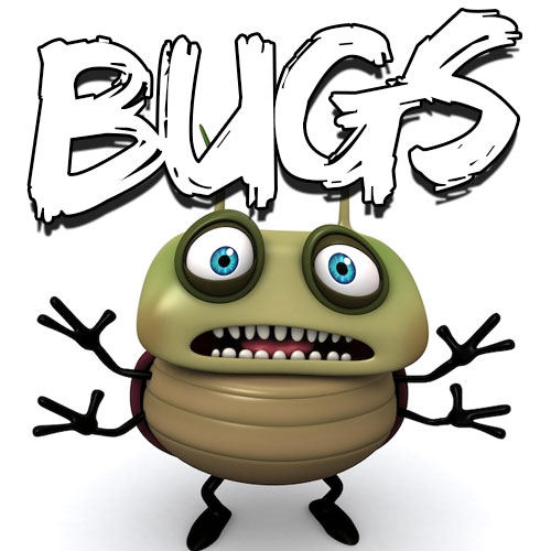 bugs caresheet category