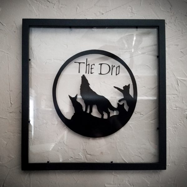 The Dro Vynil Channel Logo