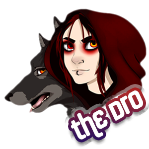 The Dro Channel Logo and Watermark